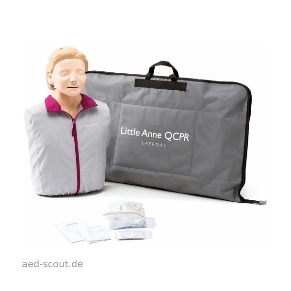 Little Anne QCPR Set