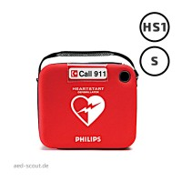 Philips AED HS1 Tasche slim