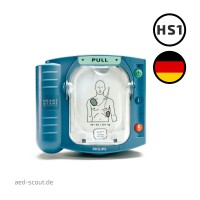 Philips AED HS1 Defibrillator Deutsch