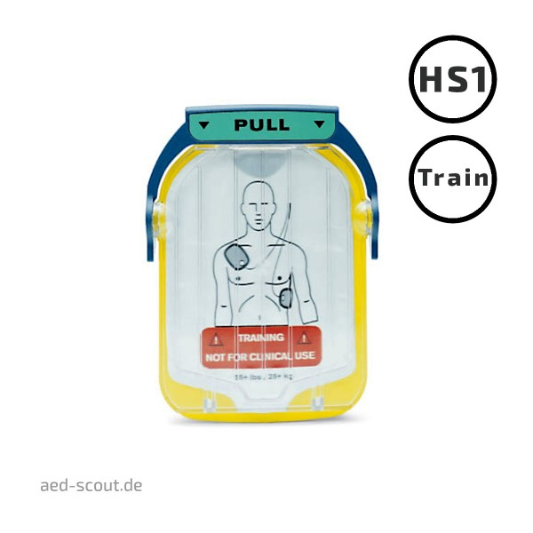Philips AED HS1 Trainingskassette