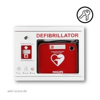 Philips AED Wandkasten SafeBox 3