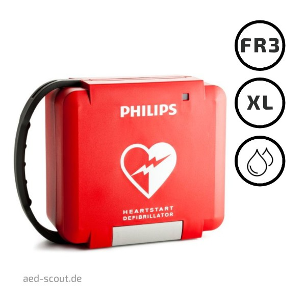 Philips AED FR3 Systemkoffer